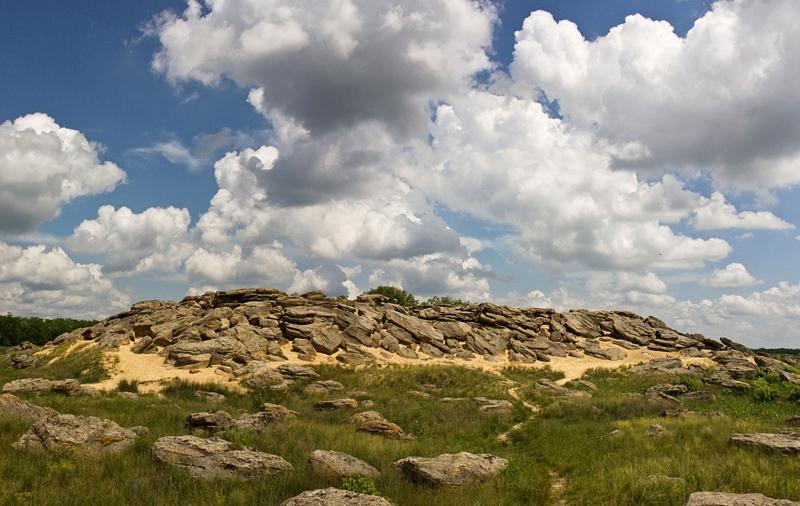 что посмотреть вблизи Запорожья: каменная могила