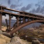 Мост в STALKER, Запорожье