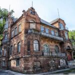Замок Вальман Запорожье