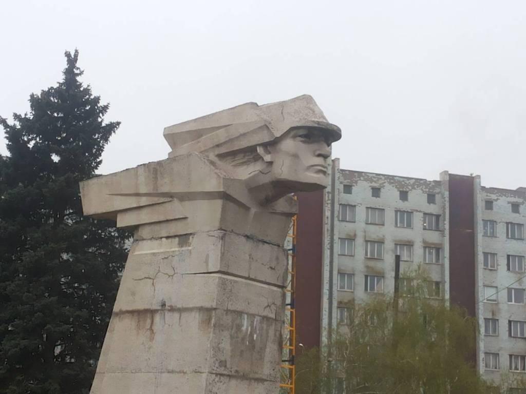 Памятник, Запорожье