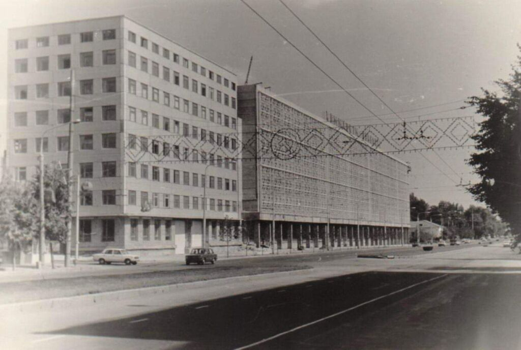 Завод Войкова, Запорожье