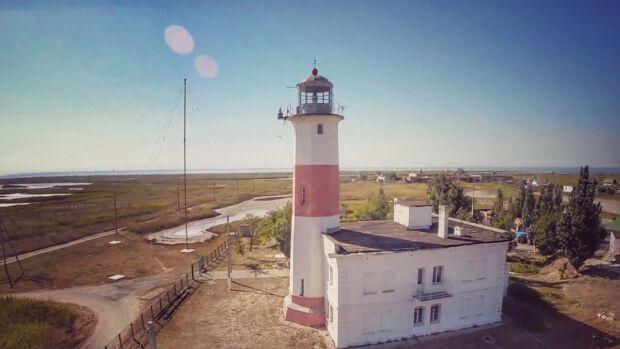 Бердянский маяк, Запорожье