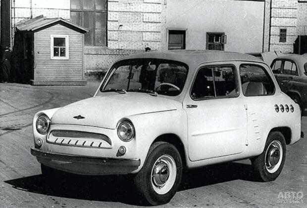 Москвич-444, Запорожье