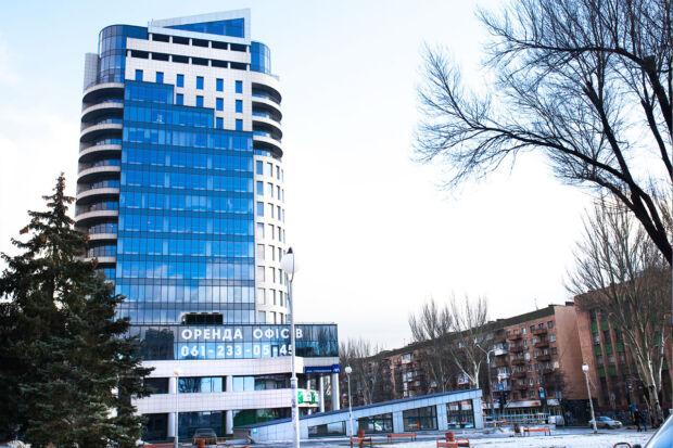Eco Tower, Запорожье