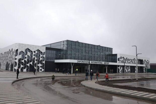 Терминал, Запорожье