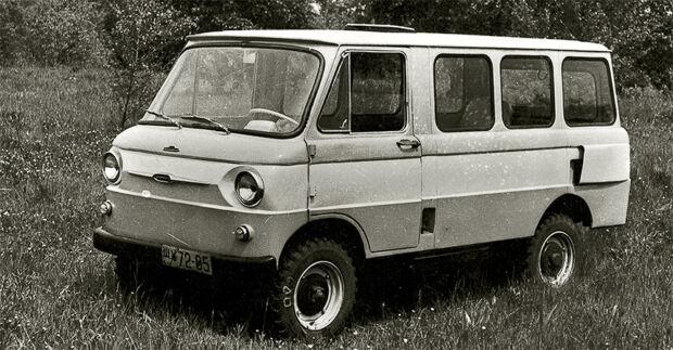 ЗАЗ-971, Запорожье