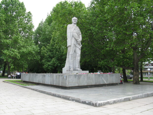 Дзержинский, Запорожье